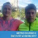 Metro DIURNO II - Semana 3