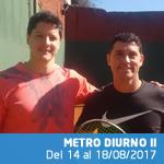 Metro DIURNO II - Semana 5