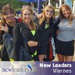 Copa New Leaders - Dia 1