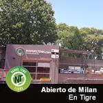 Milan en Nahuel Tenis