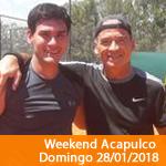 Weekend Acapulco 2018