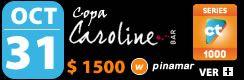 Copa Caroline - Pinamar