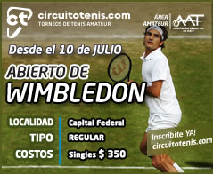 Wimbledon - El Clásico del Tenis