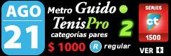 Metro Guido Tenis Pro 2