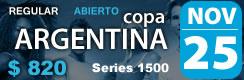 Copa Argentina 2016 - Por Zonas