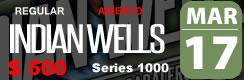 Indian Wells 2017