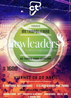Metro New Leaders