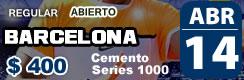 Barcelona en Cemento