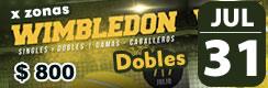 Wimbledon en Dobles