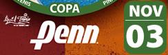 Copa Penn en Pinamar