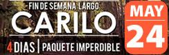 Finde Largo en Carilo - 24M - Copa Nahuel Tenis