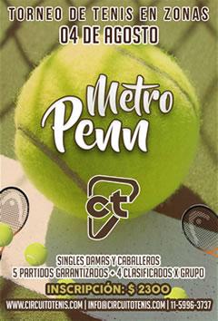 Metro Penn - 5 Asegurados