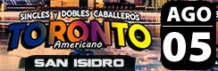 Toronto se viene !!!