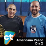 Americano Pasco Tenis - Dia 2