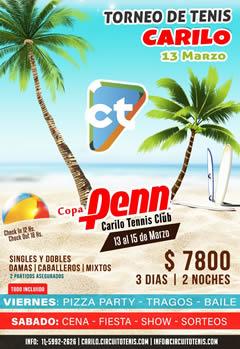 Carilo 2020 - Copa PENN