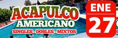 Acapulco en Tigre = Tenis + Pileta