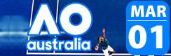 Australia - El Primer Grand Slam