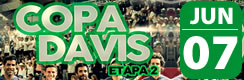Copa Davis - 2da Etapa